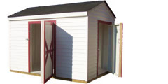 8 x 12 Shed